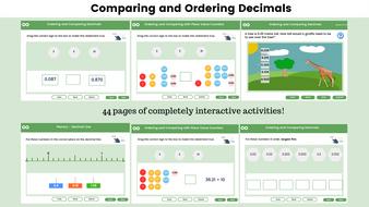 Ordering-Decimals-ks2.zip