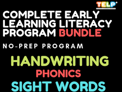 Complete Literacy Program