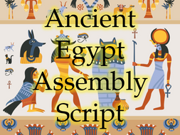 Ancient Egyptian Assembly Script