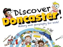 Discover Doncaster - history activities and resources