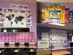 Music Classroom Displays