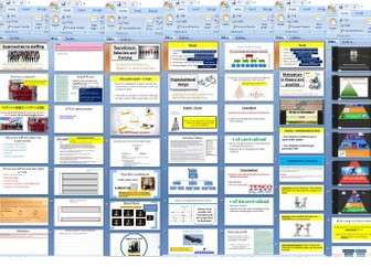 Edexcel AS A Level Business - Theme 1 - 1.4 Managing people