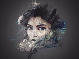Halftone Cutout - Photoshop Digital Masterclass (Media, Design, Art, Photography)