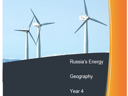 Year 4 KS2 Russia's Energy, Knowledge-rich Curriculum Unit