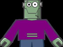 Frankenstein Word Cloud Worksheets - Homework, Activity or Revision ...