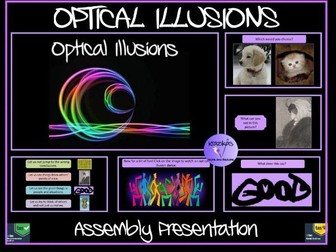 Optical Illusions Assembly