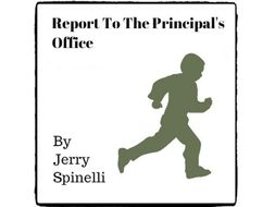 Report To The Principal's Office - (Reed Novel Studies)