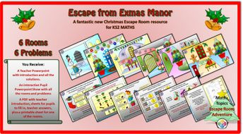 Escape-from-Exmas-Manor-KS-TWO-Student.ppsx
