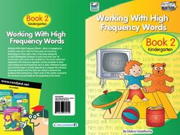 Working With High Frequency Words US: Book 2