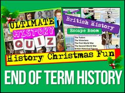 History Christmas Bundle