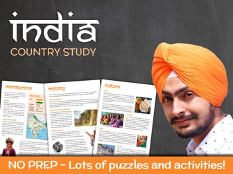 India (country study)