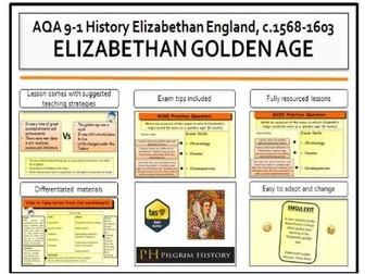 Elizabethan Golden Age
