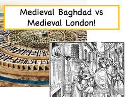 Medieval Baghdad and Medieval London