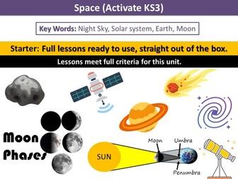 Space (Activate KS3)