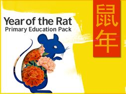 Year of the Rat Education Pack (Chinese New Year 2020)