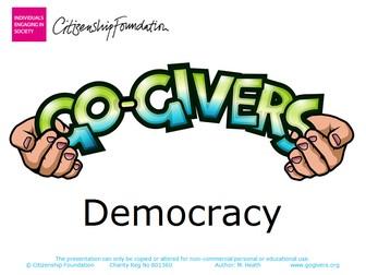 British values - Democracy