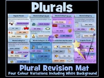 Plurals Revision Memo Mat