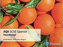 Mi vida en el insti (8 lessons) VIVA Foundation GCSE