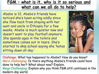 FGM PSHE / RSE