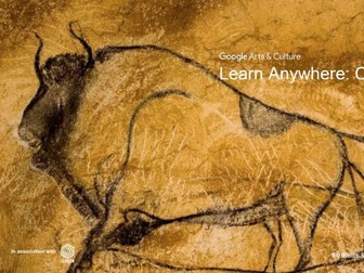 Chauvet Cave: Learn Anywhere #googlearts