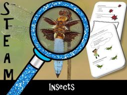 STEM- Biomimicry for Young Children - Insects