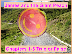 James and the Giant Peach Bumper Pack