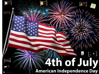 4th of July: American Independence Day