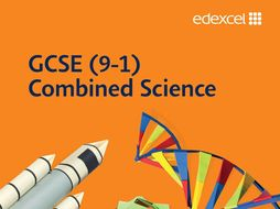 Edexcel Combined Science (9-1) Exam questions