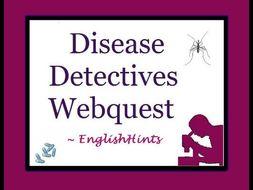 Disease Detectives Webquest