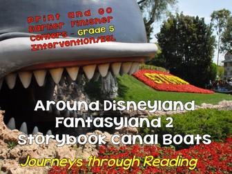 Journeys through Reading: Grade 5: Disneyland - Fantasyland 5.2: Storybook Canals