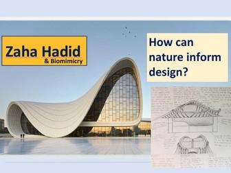 Zaha Hadid & Biomimicry