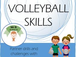 Volleyball Peer Assessment Sheet
