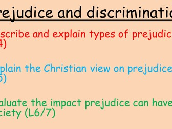 describe the effects that discrimination and prejudice can have on people Racial/ethnic prejudice and discrimination: causes, patterns and consequences racial/ethnic prejudice and discrimination: causes, patterns and consequences.