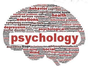Freud - Psychodynamic approach