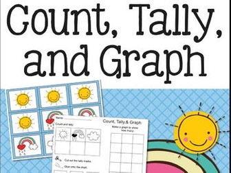 Measurement and Data for Beginners: Count, Tally, Graph