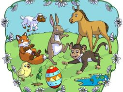Springtime Action Songs for Early Years, MP3s & book, Easter