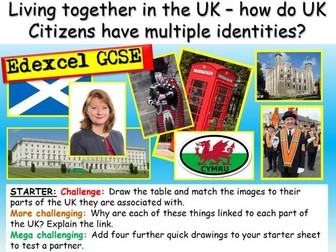 Edexcel Citizenship GCSE - Identity