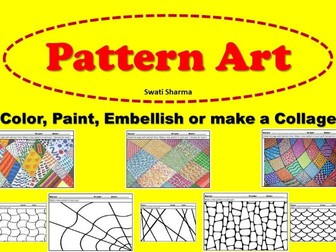 Art Project Pattern Art