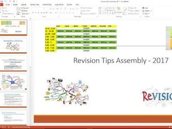 Revision skills Assembly 2017