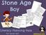 Stone Age Boy Literacy Planning