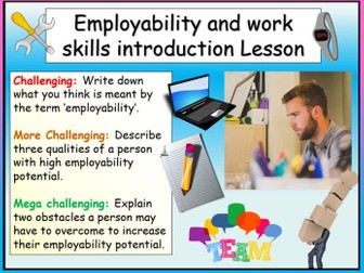 Careers - Employability Introduction