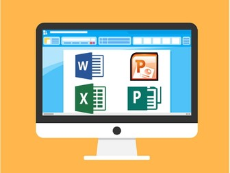 Microsoft Office Training Manuals (Word, Excel, Powerpoint, Publisher)