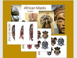African Mask Bundle