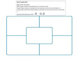 Design A Placemat Template