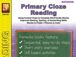 Primary Cloze Reading (Gr. 1)
