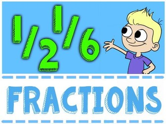 Fractions: KS1 Games and Activities | Teaching Resources