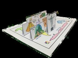 7 Wonders Map