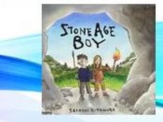 Year 3 Stone Age Boy English Planning