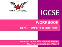 CIE Computer Science 0478 Revision Workbook - Paper-1