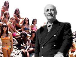 Franco y el Bikini (Franco, beaches and Benidorm tourism)